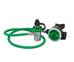 R1 Pro oxygen regulator octopus