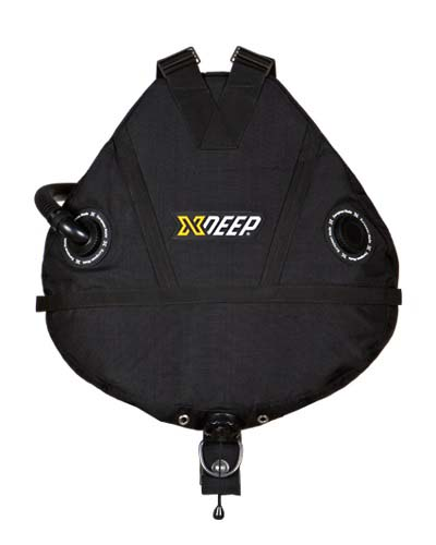XDeep Stealth rec bc back view