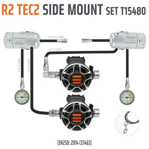 Tecline T15480 regulator