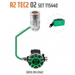Tecline R2 Tec O2 with bag