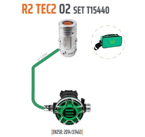 Tecline R2 Tec O2 with bag