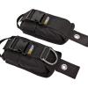 Xdeep backmount weight pockets