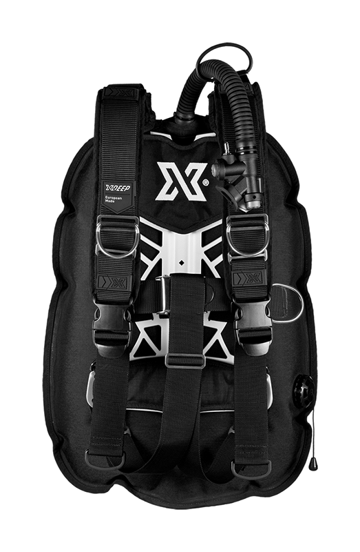 Xdeep ghost deluxe full set no pockets
