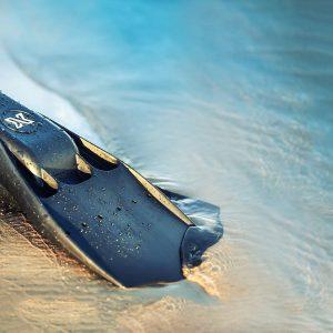 XDeep fins shore