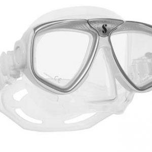 scubapro zoom evo mask white