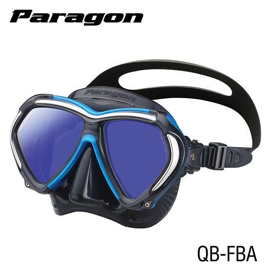 Paragon twin blk-blu