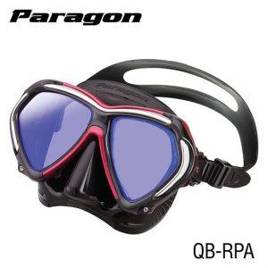 Paragon twin blk-pnk