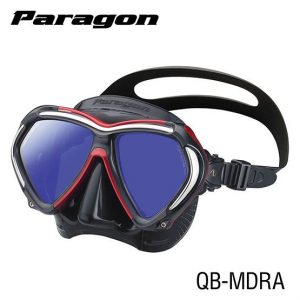 Paragon twin blk-red