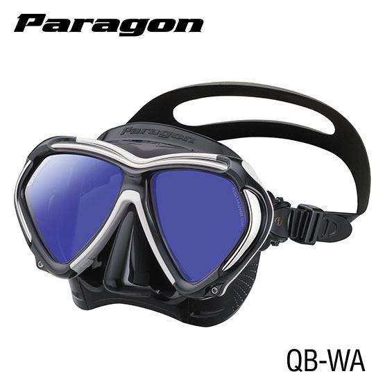 Paragon twin blk-wht