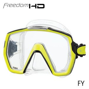 clear / fishtail yellow