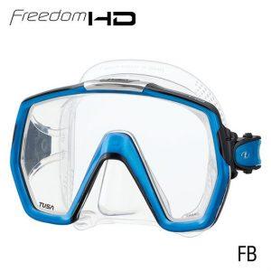 clear / fishtail blue