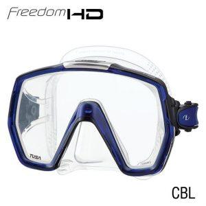 clear / blue